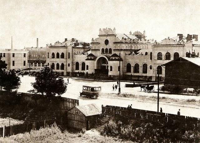 Dworzec 1930