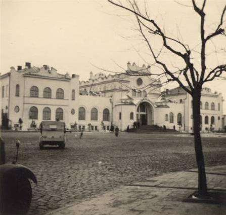 Dworzec 1941