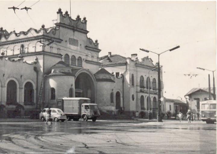 Dworzec l. 60