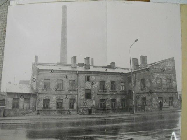 Kunickiego 6a - przy Wolskiej - 1974