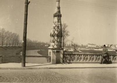 Most na Bystrzycy 1941