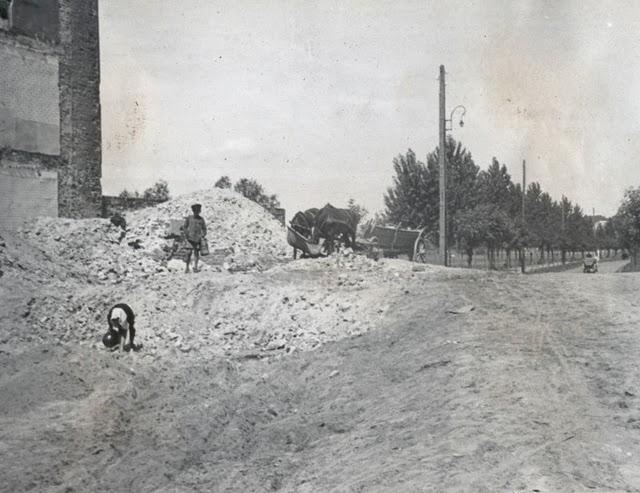 Piłsudskiego w Plac Bychawski a