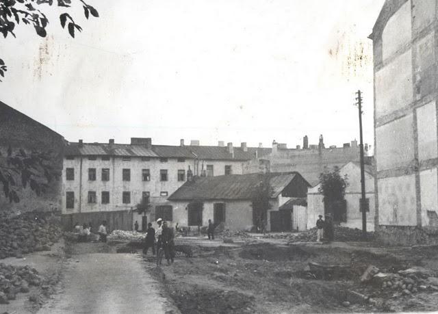 Piłsudskiego w Plac Bychawski c