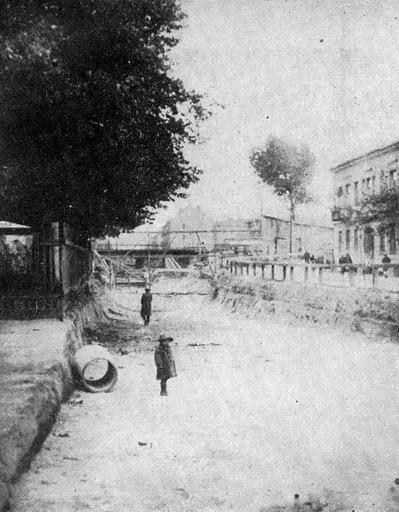 budowa tunelu 1927