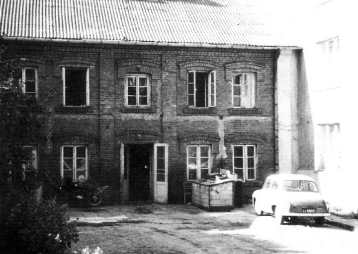 dawna siedziba zel przy ul. wolskiej