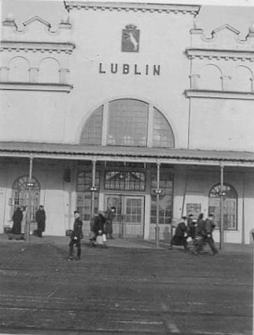dworzec 1939