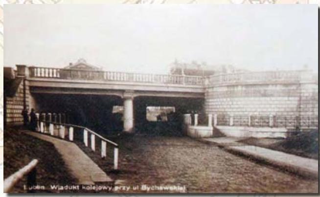 kunickiego 1928, pocztowka z 1930