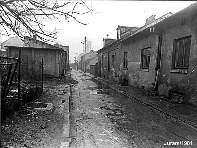 ul. Łęczyńskiej zakamarki lata 80 stan wojenny b